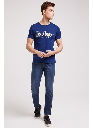 Lee Cooper Tişört İndigo